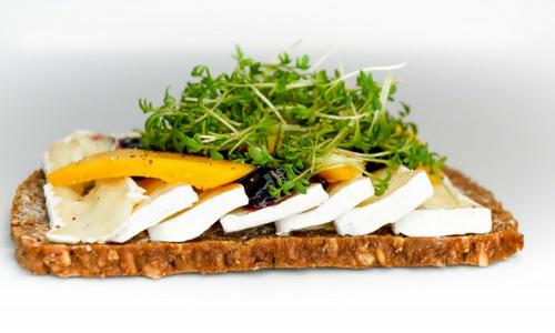 Sunde mellemmåltider der mætter