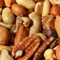 nødder og mandler